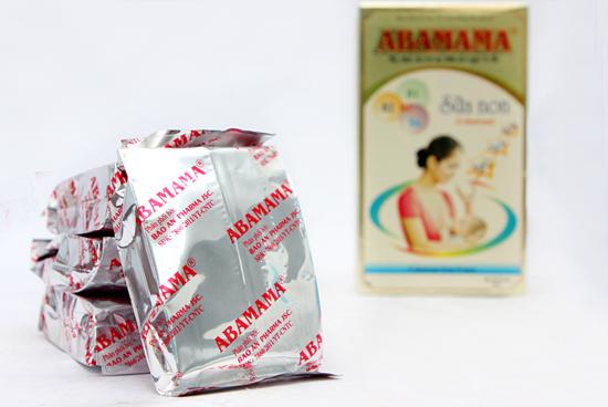 Sữa non Abamama